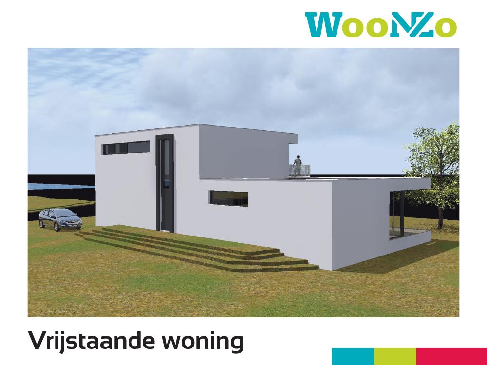 Great with vrijstaande woning bouwen goedkoop for Goedkoop vrijstaand huis bouwen