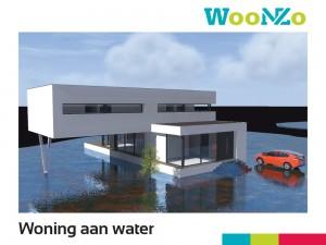 Woning-aan-water
