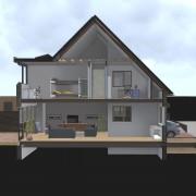 1544-RenkumMidden-View 024aL_Interieur-doorsnede 01a excl berging_201611...
